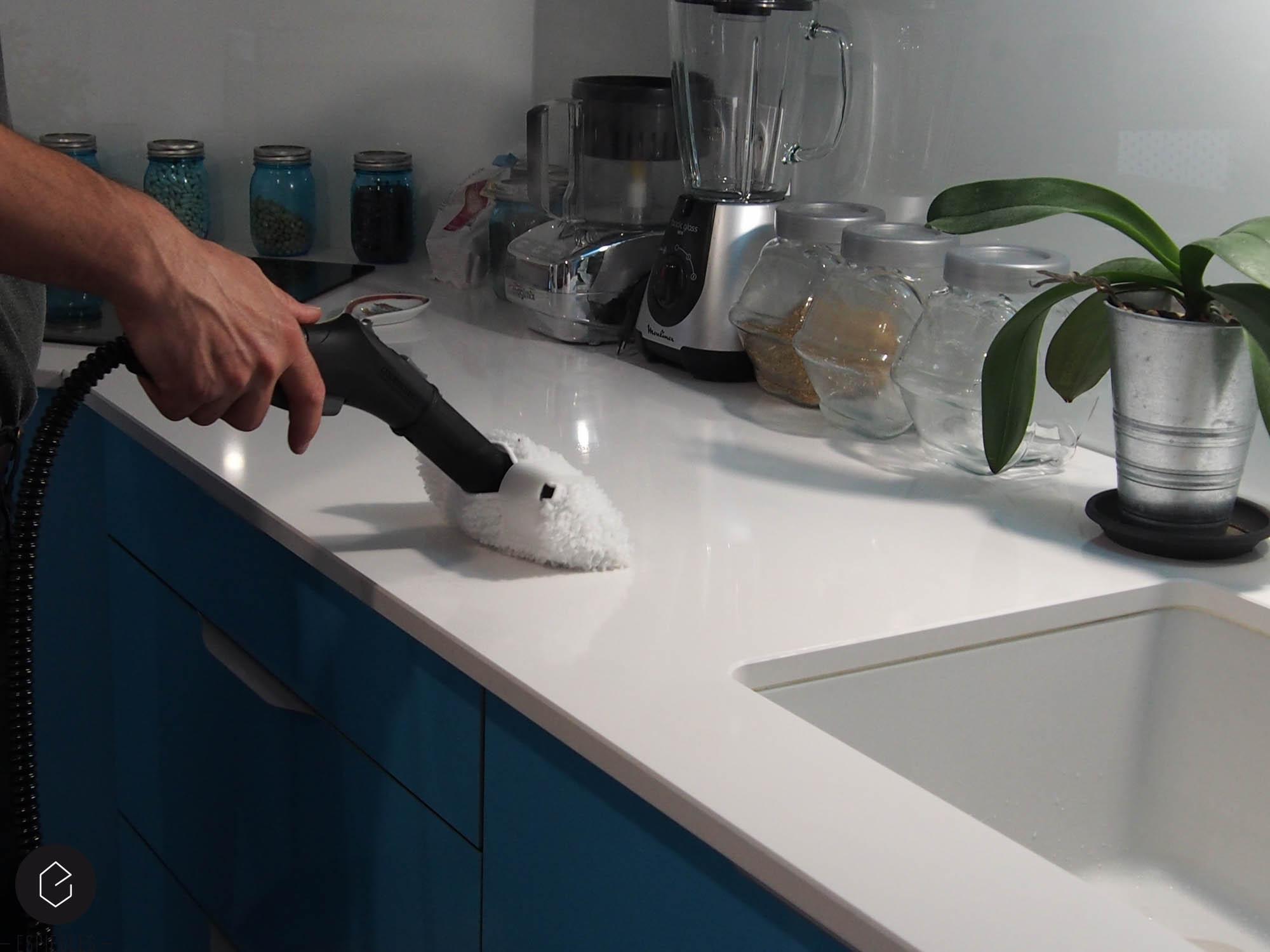 Nettoyer la vapeur espiegles - Nettoyeur vapeur salle de bain ...